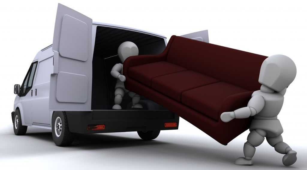 Noleggio furgoni per trasloco